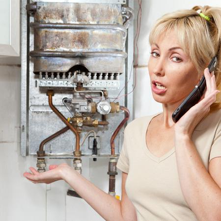 boiler repairs service